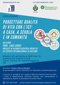 Presentazione convegno ICF